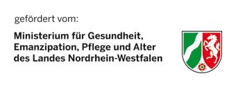 Logo Ministerium fürGenerationen, Familie, Frauen und Integration des Landes Nordrhein-Westfalen