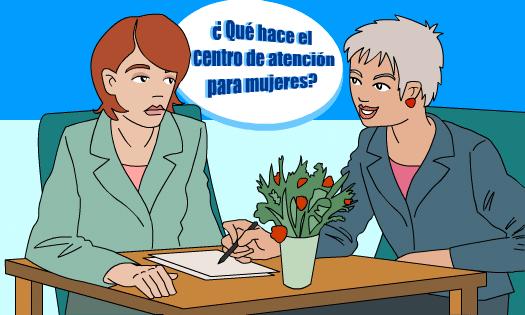 ¿Qué hace el centro de asesoramiento para mujeres?